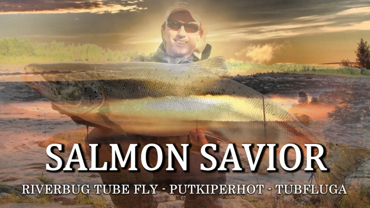 Tornionjoki and Matkakoski in Finland / Sweden have been a good testing ground for RiverBug tube fly method. #flytying #tubefly #putkiperhot #perhonsidonta #spinfluga #tubfluga #riverbug #lohi #salmon #salmonfishing #finnlures #campbellriversalmon #kuningaslohi #chinook #matkakoski #tornionjoki #saumon #laks #lachs #perhokalastus #visitlapland #lapland #vuennonkoski